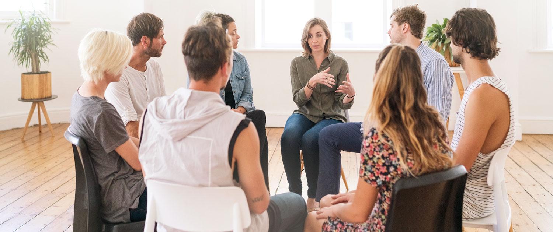 Gruppen-Paartherapie Wolf Kirchmann